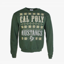 Vintage Champion Mustangs Sweatshirt - Green - American Madness