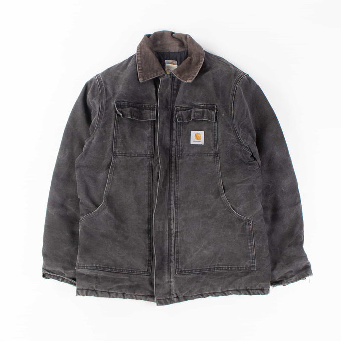 Vintage Carhartt Traditional Jacket - Washed Black