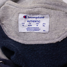 Vintage Champion Hooded Sweatshirt - Navy - American Madness