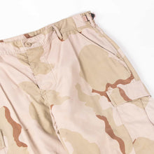Vintage U.S Army Desert Camo Cargo Trousers