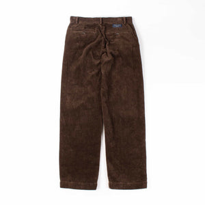 Vintage Polo Ralph Lauren Cord Trousers - Brown