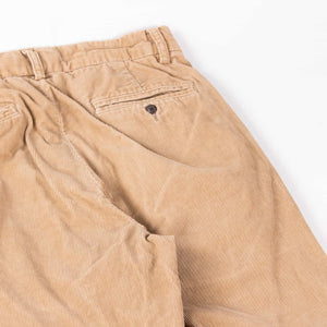 Vintage Polo Ralph Lauren Cord Trousers - Tan - American Madness