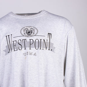 Vintage Champion 'West Point' Logo Sweatshirt - American Madness