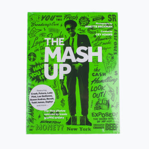 'Mash Up: Hip Hop Photos Remixed' Book - American Madness