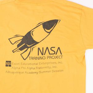 Vintage 90's 'NASA Training Project' T-Shirt - American Madness