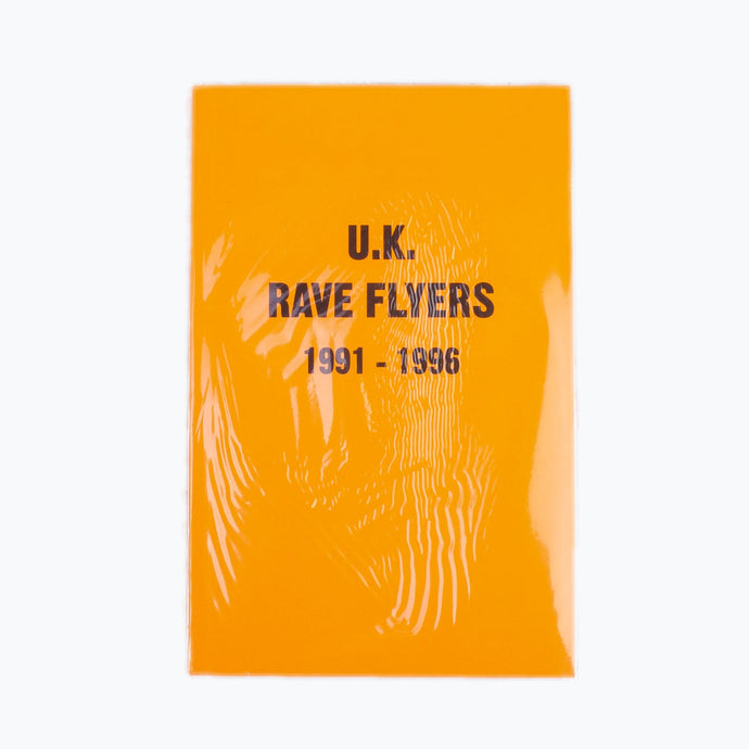 'U.K Rave Flyers' Book - American Madness