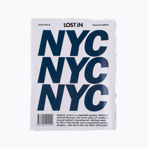 Lost In NYC Magazine, 2020 - American Madness