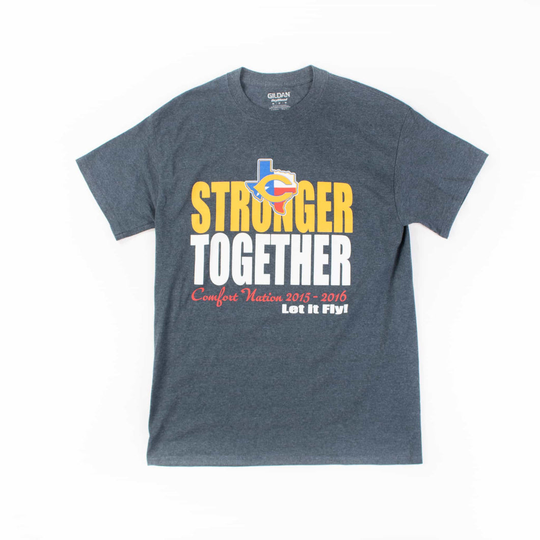 Vintage 'Stronger Together' T-Shirt - American Madness