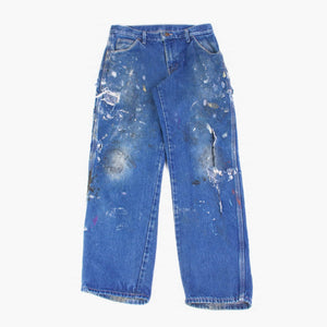 Vintage Dickies Distressed Carpenter Pants - Denim - American Madness