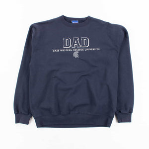 Vintage 'Dad' Champion Sweatshirt - American Madness