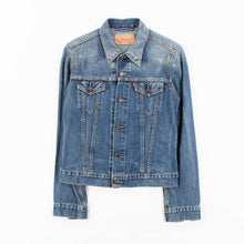 Womens Vintage Levis Trucker Jacket