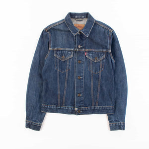 Womens Vintage Levi's Trucker Jacket
