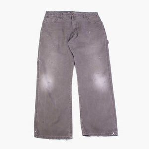 Vintage Dickies Carpenter Pants - Grey - American Madness