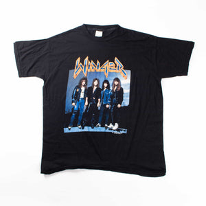 Rare 1990 'Winger' Band T-Shirt
