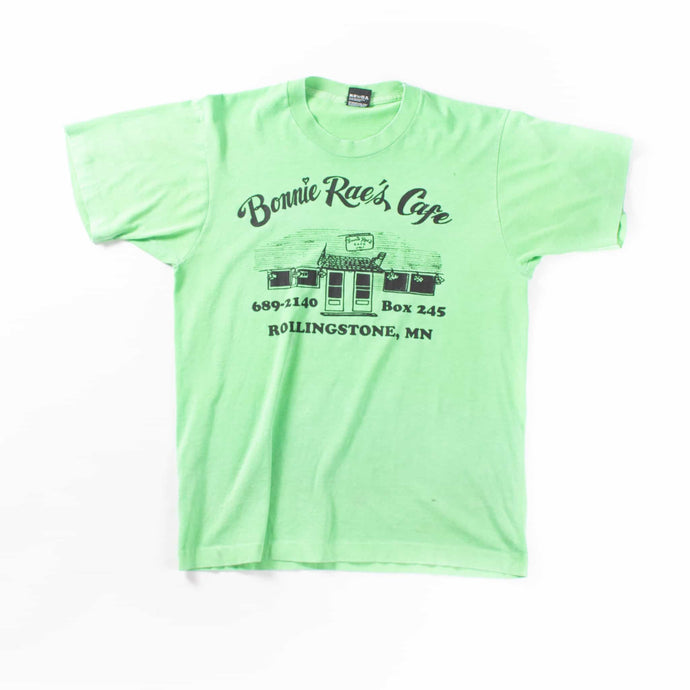 Vintage 'Bonnie Rae's Cafe' T-Shirt