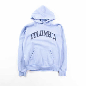 Vintage 'Columbia' Champion Hooded Sweatshirt