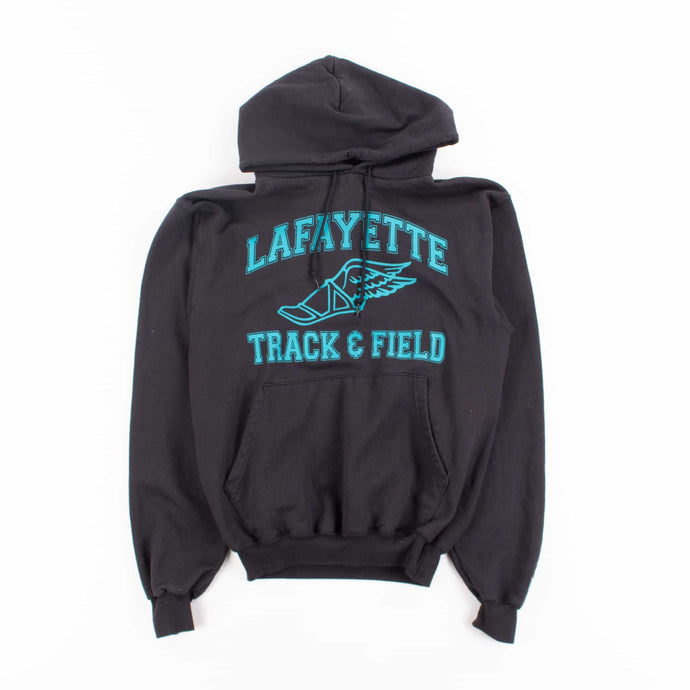 Vintage 'LaFayette' Champion Hooded Sweatshirt