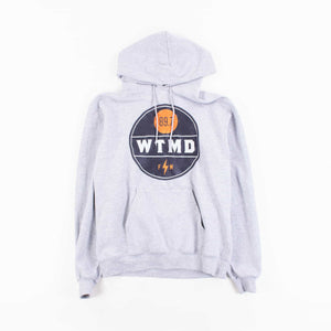 Vintage ' WTMD FM' Champion Hooded Sweatshirt