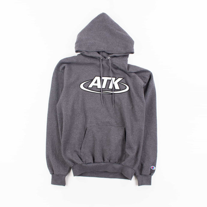 Vintage 'ATK' Champion Hooded Sweatshirt