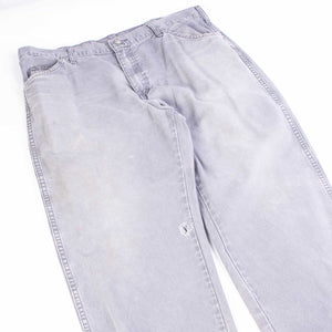 Vintage Dickies Carpenter Distressed Pants - Grey - American Madness