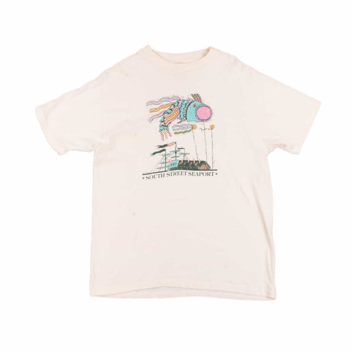 Vintage 'South Street Seaport' T-Shirt