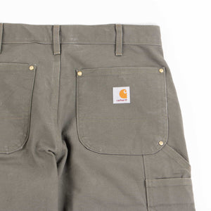 Vintage Carhartt Double-Knee Carpenter Pants - Olive - American Madness