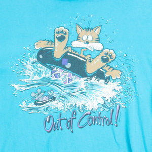 Vintage 90's 'Out of Control' T-Shirt - American Madness