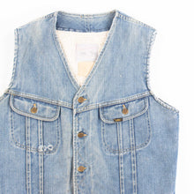 Vintage Lee Denim Trucker Vest - American Madness