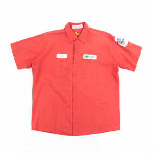 Vintage 'Eric' Garage Work Shirt