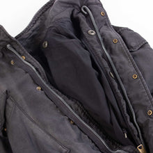 Vintage 1970's M65 Field Jacket - Black - American Madness
