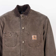 Vintage Carhartt Traditional Chore Jacket - Brown - American Madness