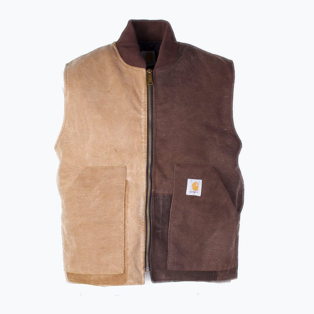 Re-Worked Carhartt Vest - 26/100 - American Madness