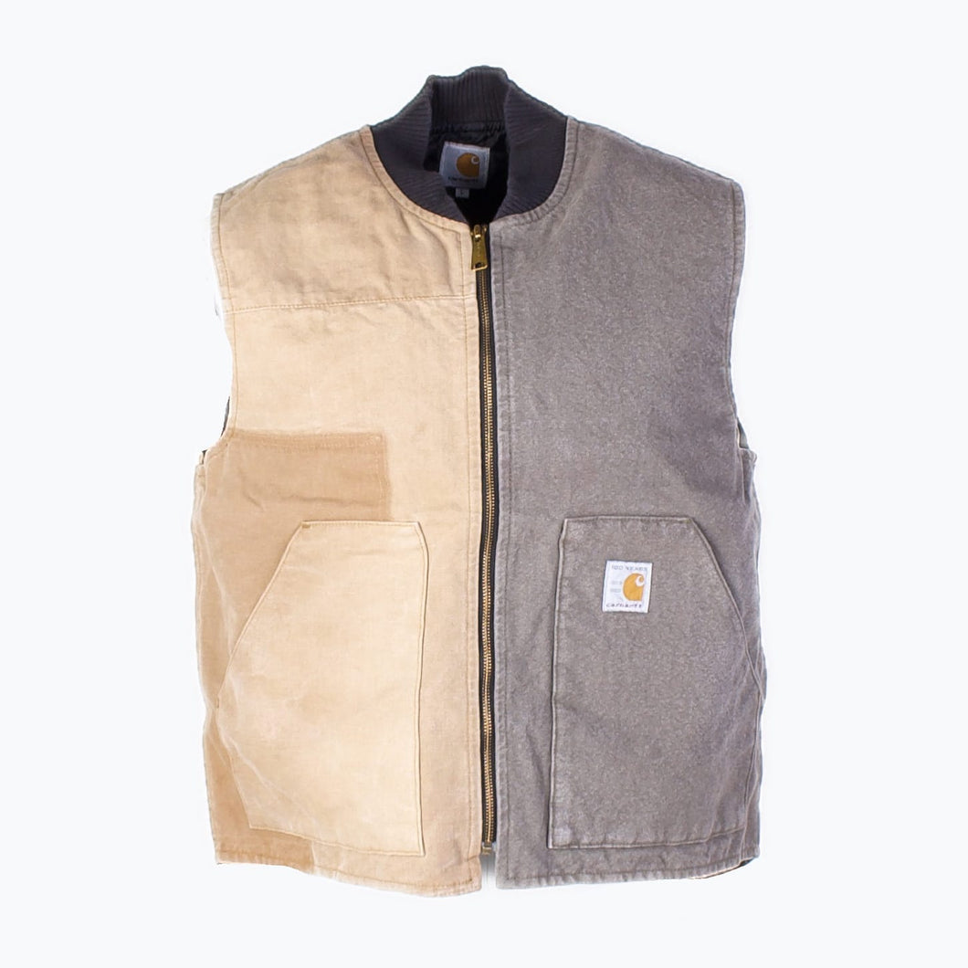 Re-Worked Carhartt Vest - 27/100 - American Madness