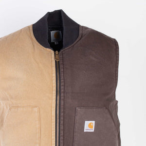 Re-Worked Carhartt Vest - 12/100 - American Madness
