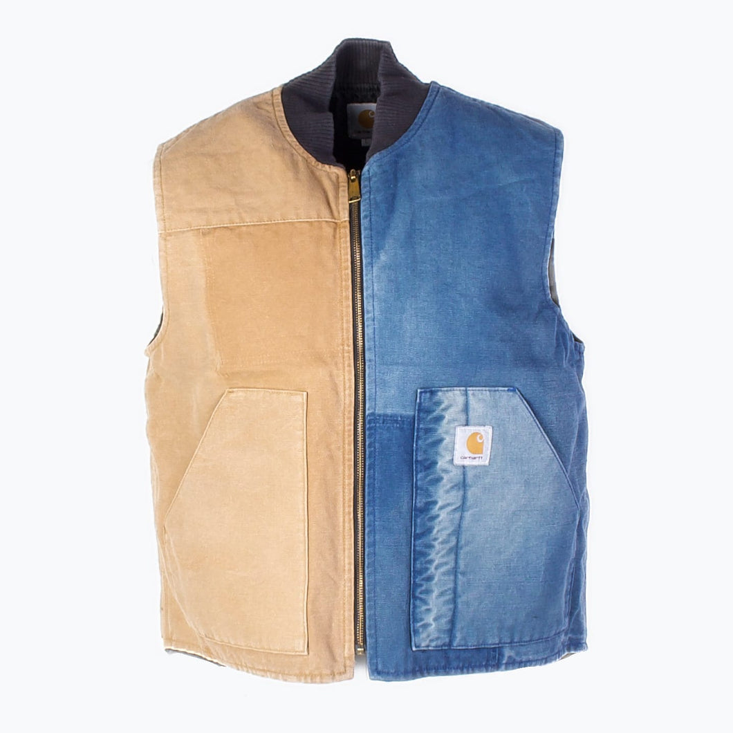 Re-Worked Carhartt Vest - 31/100 - American Madness