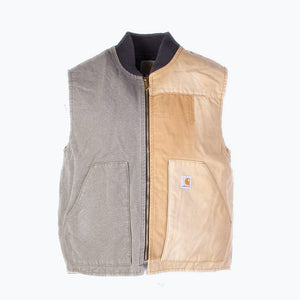 Re-Worked Carhartt Vest - 38/100 - American Madness