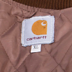 Re-Worked Carhartt Vest - 83/100 - American Madness