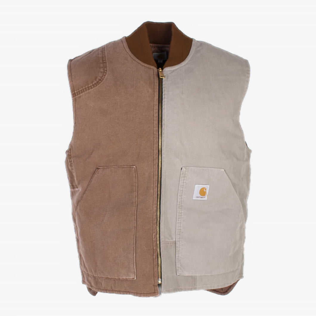 Re-Worked Carhartt Vest - 85/100 - American Madness