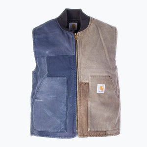 Re-Worked Carhartt Vest - 64/100 - American Madness