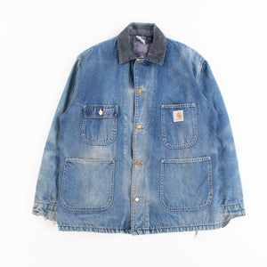 Vintage Traditional Chore Denim Jacket
