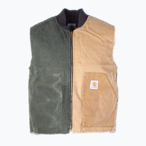 Re-Worked Carhartt Vest - 67/100 - American Madness