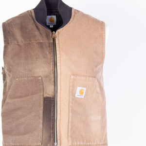 Re-Worked Carhartt Vest - 74/100 - American Madness