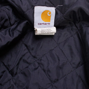 Vintage Carhartt Work Jacket -  Black - American Madness