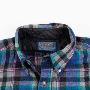 Vintage Pendleton Flannel Shirt - American Madness