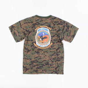 Vintage U.S Army Woodland Camouflage PT T-Shirt