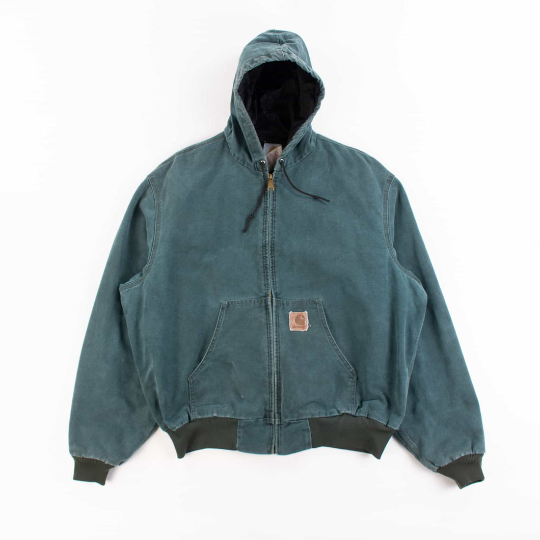 Vintage Carhartt Active Hooded Jacket