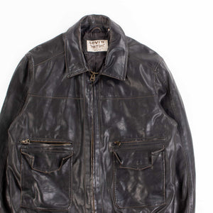 Vintage Levi's Leather Jacket - American Madness
