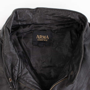 Vintage Leather 'Arma' Jacket - American Madness