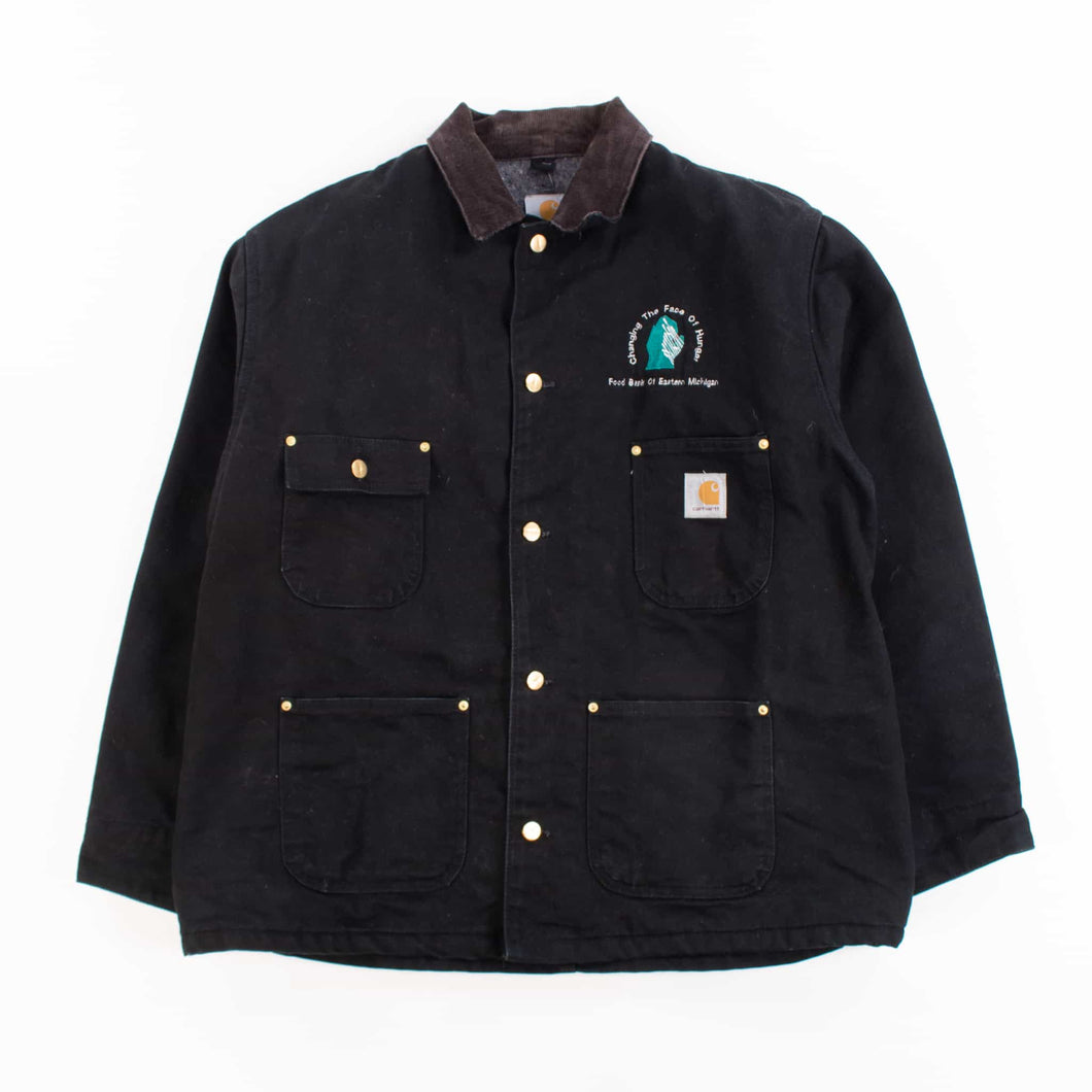 Vintage Carhartt Traditional Jacket - Black