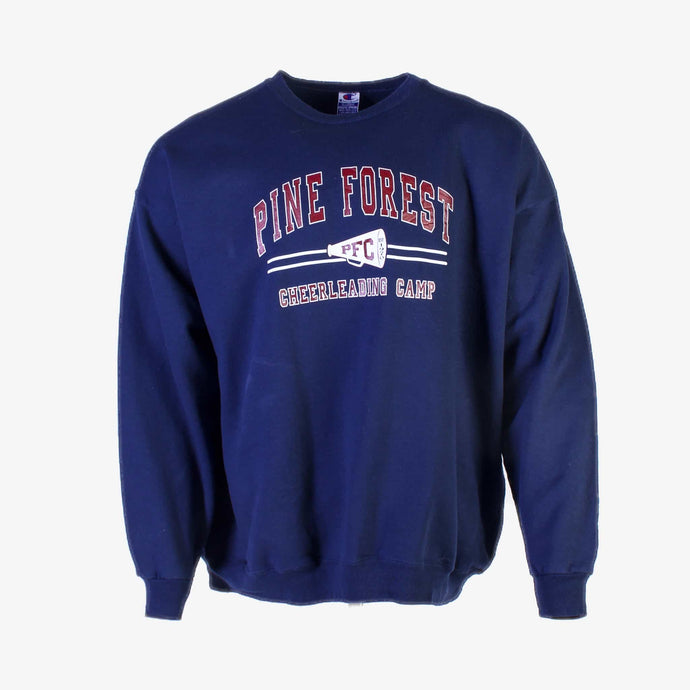 Vintage Champion 'Pine Forest' Sweatshirt